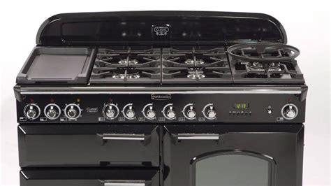 falcon classic deluxe 110 rangemaster classic deluxe 110 dual fuel range cooker overview
