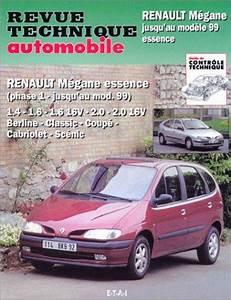 Revue Technique Megane 2 : revue technique renault m gane sc nic phase 1 essence 14 16 ~ Maxctalentgroup.com Avis de Voitures