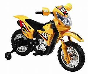 Amazon Dirt Bikes : battery operated 6v kids dirt bike yellow kids cars ~ Kayakingforconservation.com Haus und Dekorationen