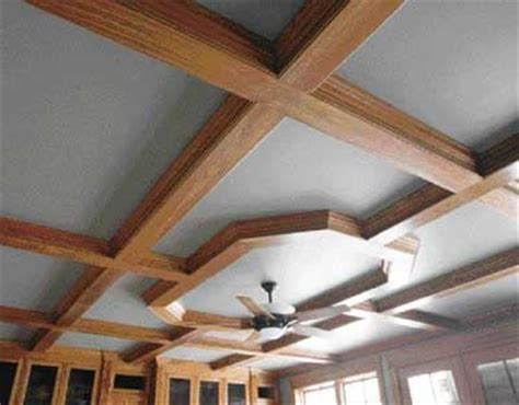 building  coffered ceiling jlc