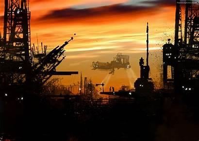 Oil Gas Wallpapers Desktop Wallpapersin4k