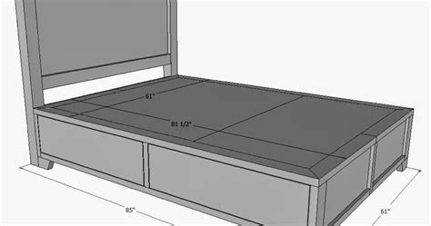 Width Of Bed by Beds Information The Size Bed Dimensions In