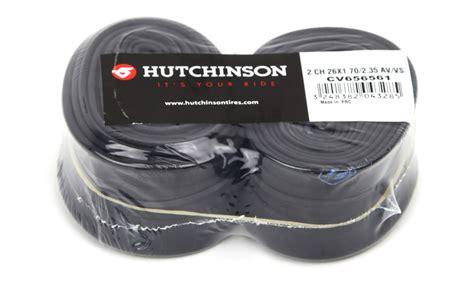 chambre a air velo route 700x23 chambre à air vtt hutchinson la paire pneus vtt pneus