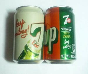 7up soda can hong kong 330ml 2015 retro vintage design 1950 s hk pepsi 7 up ebay