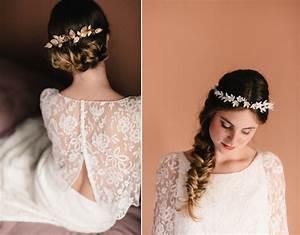 Accessoires Deco Mariage : accessoire de cheveux mariage le mariage ~ Teatrodelosmanantiales.com Idées de Décoration