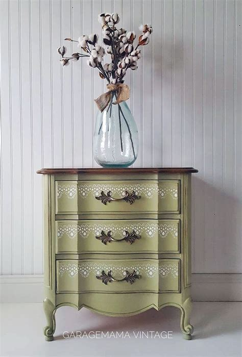 bayberry green side table general finishes design center