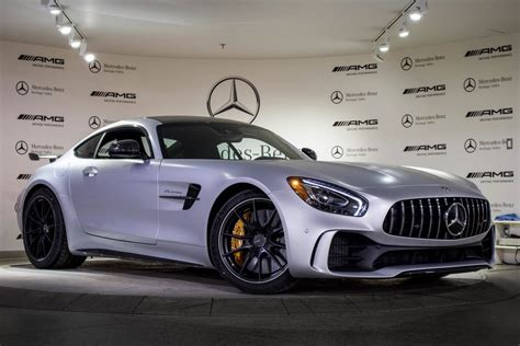Unexpectedly versatile, unmistakably amg gt: New 2019 Mercedes-Benz AMG GT AMG GT R 2dr Car in Edmonton #19GT4381 | Mercedes-Benz Heritage Valley