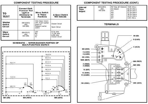 1999 Tauru Wiper Wiring Diagram by Wipers Quit Working On 2004 Ford Taurus Taurus Car Club