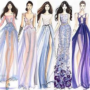 The 25+ best Fashion sketches ideas on Pinterest | Fashion ...