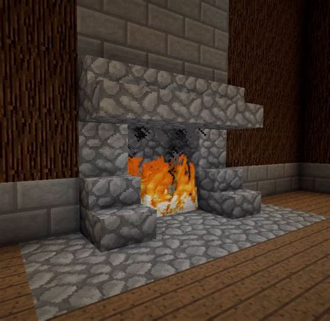 Fireplace Designs Minecraft by Minecraft Furniture Fireplaces