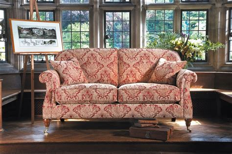 parker knoll westbury  seater sofa living room offers