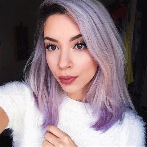 Pin by amari on hair | Hair envy, Hair styles, Lavender hair