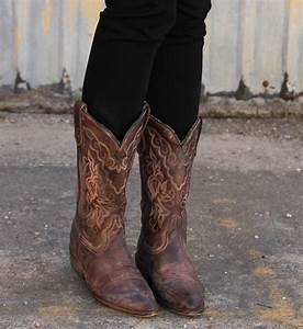 Rodeo Outfit Floral Blouses and Cowboy Boots - Lady in VioletLady in Violet