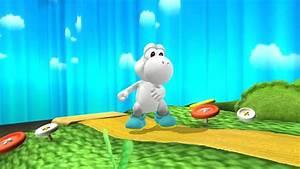 White Yoshi Super Smash Bros For Wii U Skin Mods