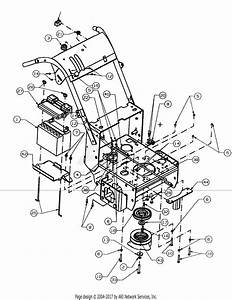 Mtd 1748f  55af3dam195 Parts Diagram For Accessories Wt