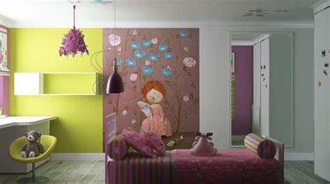 d馗oration chambre fillette idee decoration chambre fillette visuel 9