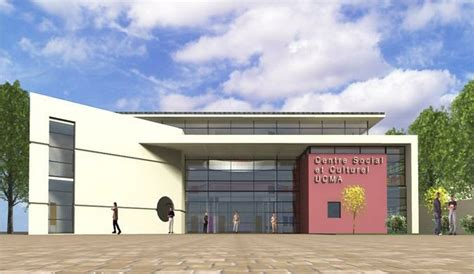 le futur centre socio culturel musulman de la chapelle luc trouve ta mosqu 233 e