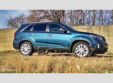 Behind The Wheel 2014 Kia Sorento EX AWD CerebralOverload