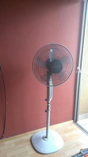 ventilador de pedestal miray usado posot class