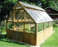 Build Small Greenhouse Wood Framed Greenhouse More Diy Greenhouse Greenhouses Greenhouse Plan