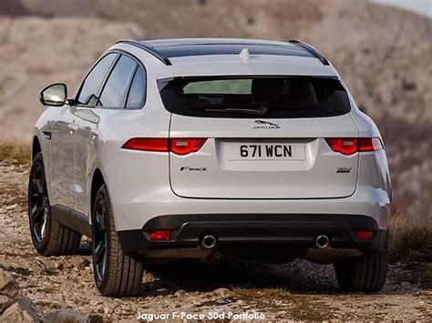 Jaguar F-pace Including F-pace