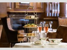 The English Tea Room at Brown's Hotel, London Mayfair