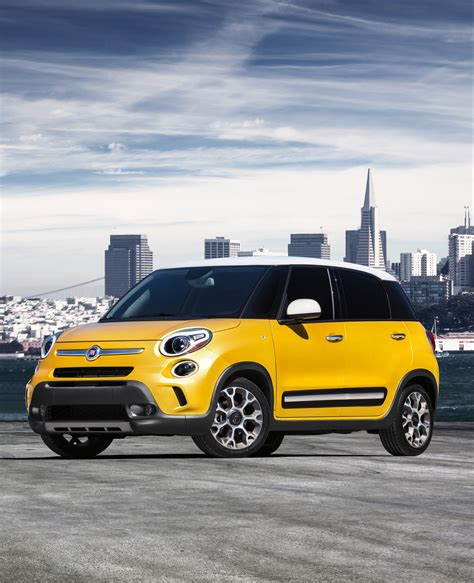 2018 Fiat 500l Us Version  Car Photos Catalog 2018