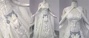 cityevents blog have a legendary wedding with this With legend of zelda wedding dress