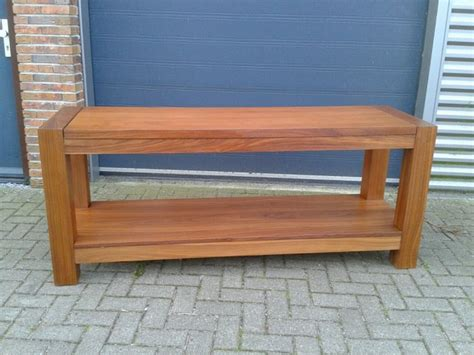 sidetable noten tafels