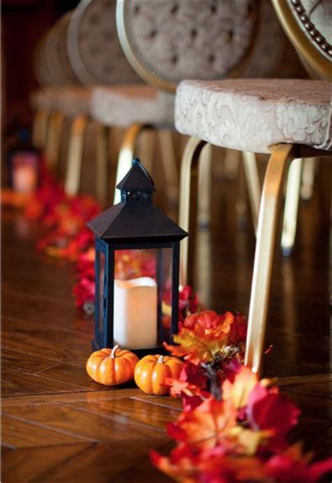 gorgeous fall leaves wedding ideas deer pearl flowers