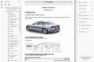 U0026gt  Official Workshop Manual Service Repair Bmw 5 Series F10 2010