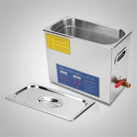 liter stainless steel digital ultrasonic cleaner