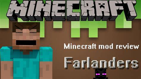 Minecraft Mod Review Farlanders (1710) {forge} Nexus