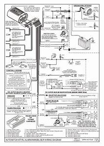 Autowatch Alarm Wiring Diagram