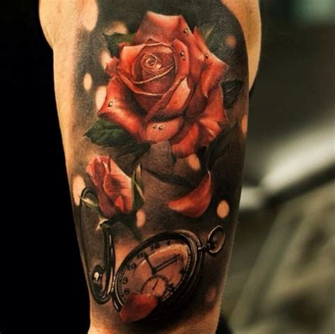 nice pictures  terrific rose tattoo golfiancom