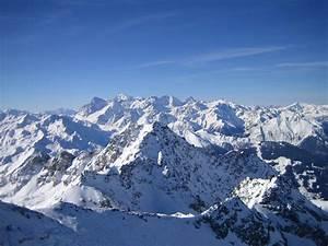 Beautiful snowy mountains 2 by MortenG on DeviantArt