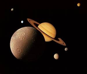 How Many Moons Does Saturn Have? - Universe Today