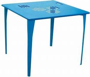 Table Carre Exterieur : cat gorie table de jardin page 14 du guide et comparateur d 39 achat ~ Teatrodelosmanantiales.com Idées de Décoration