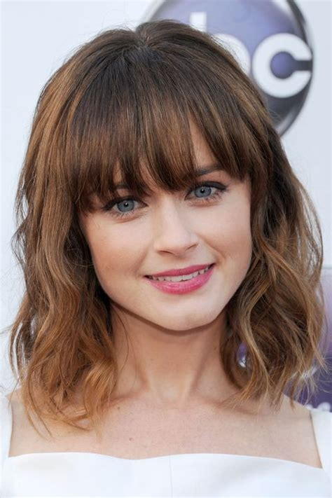 Hairstyles For Hair With Bangs And Layers by 35 Best Hairstyles With Bangs Photos Of