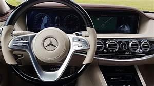 Interieur Classe A 2018 : premier essai mercedes benz s 560 4matic 2018 luxury car magazine ~ Medecine-chirurgie-esthetiques.com Avis de Voitures