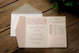 wedding pocket invitations uk mini bridal With wedding invitation envelopes with pockets
