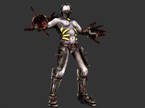 female fleshpound mod for killing floor mod db