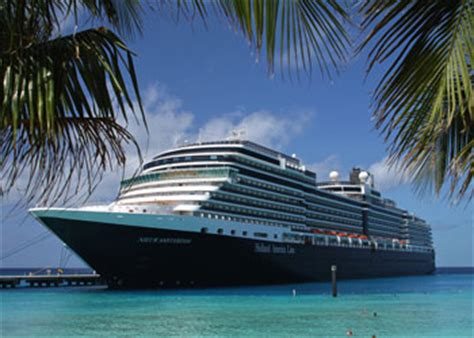Cruise Ship ms Nieuw Amsterdam : Picture, Data, Facilities and Sailing Schedule