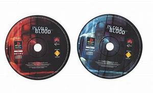 In Cold Blood - Playstation 1 Ps1 Psx Pal
