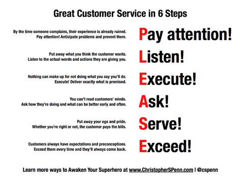 6 Steps To Great Customer Service  Flickr  Photo Sharing