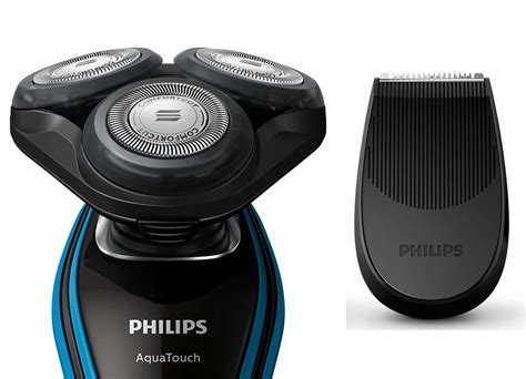 philips  aquatouch shaver review
