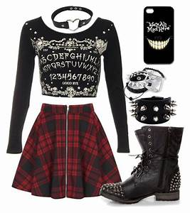 U0026quot;Untitled #714u0026quot; by xkitten-pokerx liked on Polyvore featuring Oh My Love and claireu0026#39;s   My ...