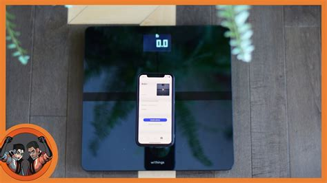 withings nokia body smart scale review  smart scale