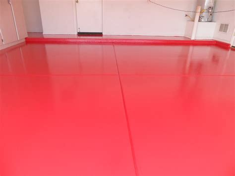 Solid Color Concrete Floors   Scottsdale AZ   First Class