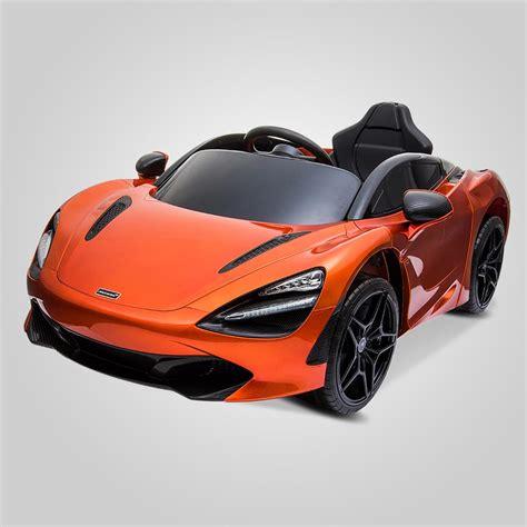 Voiture électrique McLaren 720S pour enfants | Small MX ...